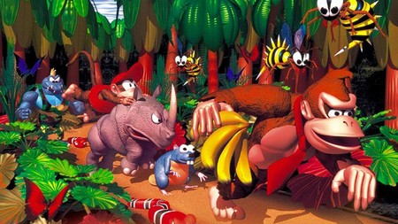 Donkey Kong Country y The Immortal entre los nuevos clásicos de ...