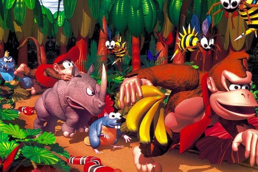 Donkey Kong Country y The Immortal entre los nuevos clásicos de SNES y NES que llegarán a Nintendo Switch Online en julio