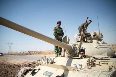 Peshmerga Fuerzas