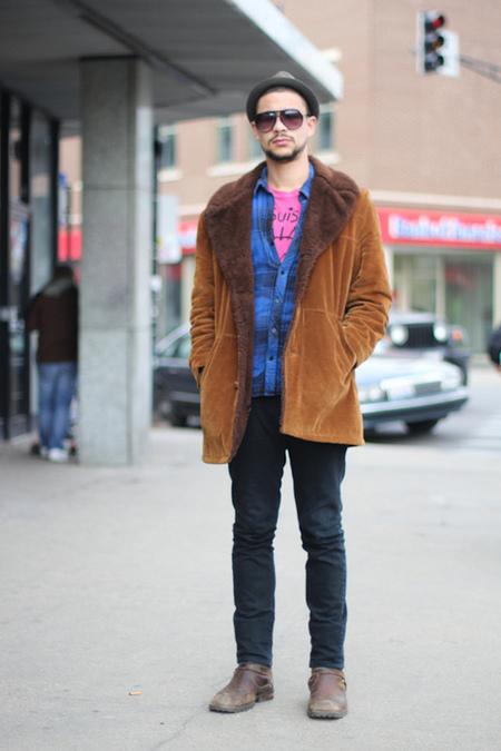 Pana street style hombre