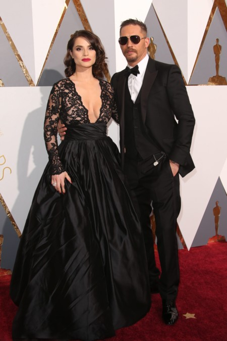 Charlotte Riley Y Tom Hardy