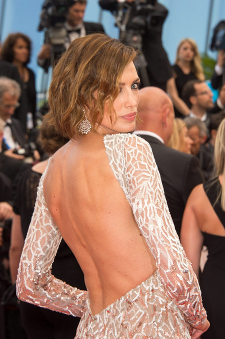 Nieves Alvarez Festival Cannes 2015 Elie Saab