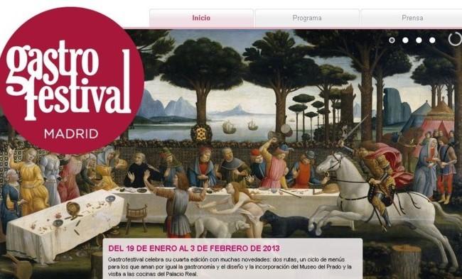 Gastrofestival Madrid 2013