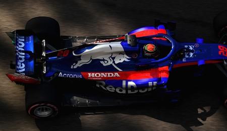 Honda Toro Rosso Abu Dabi