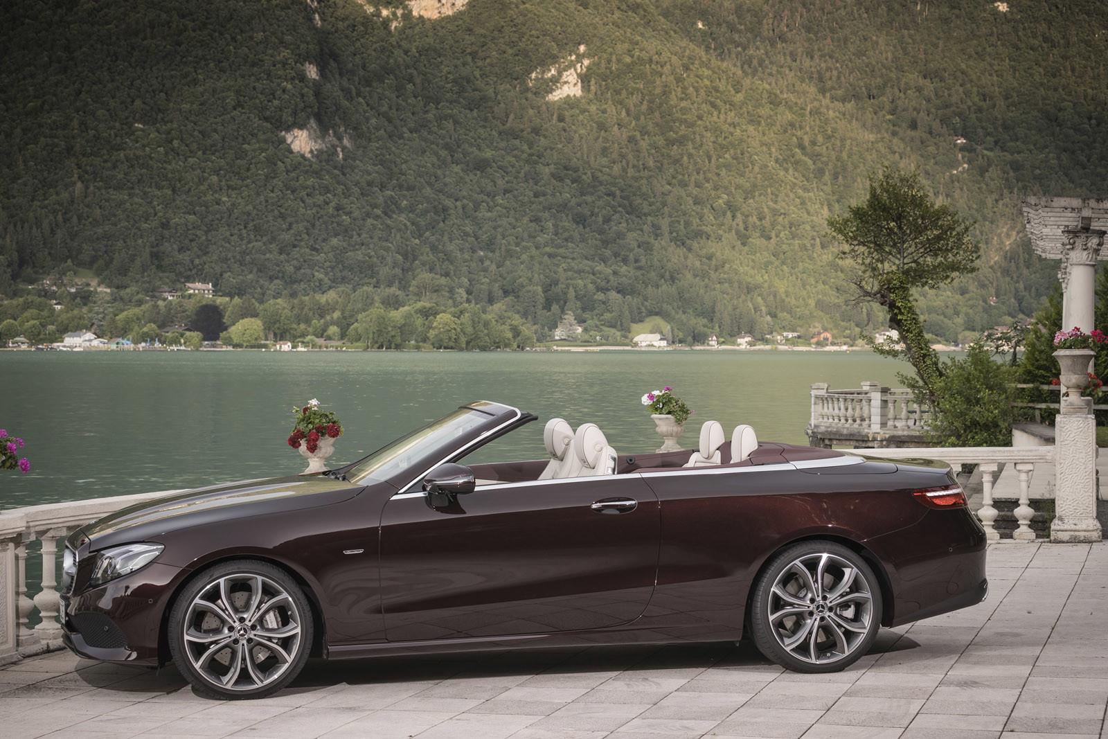 Foto de Mercedes-Benz Clase E Cabrio, toma de contacto (52/156)