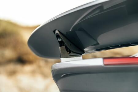 Porsche 911 Turbo S alerón posterior