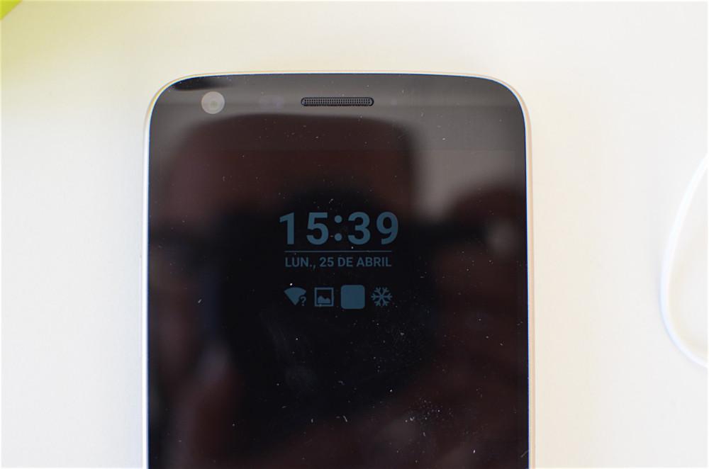 Lg G5 Display On