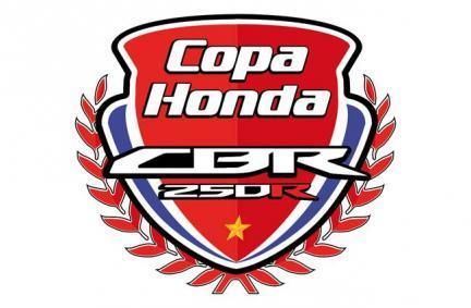 Logo Copa Honda CBR250R