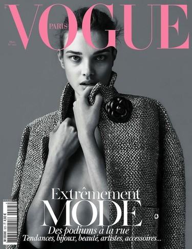 A solas con Natalia (Vodianova) y Vogue (Paris)