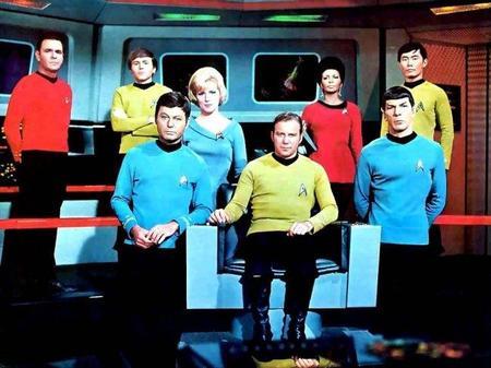 Parque temático de Star Trek en Jordania ¿Llegará a ver la luz?