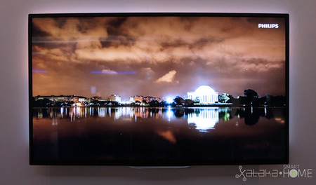 Philips Series 9000, su apuesta UHDTV