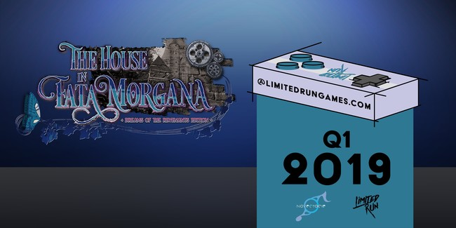 Limited Run Games The House In Fata Morgana