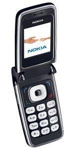 3GSM: Nokia 6136, móvil WLAN