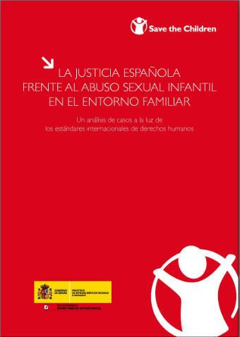 Informe Justicia y Abuso sexual infantil