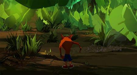 'Crash Bandicoot 2010', vídeo y bocetos del proyecto cancelado de Radical Entertainment