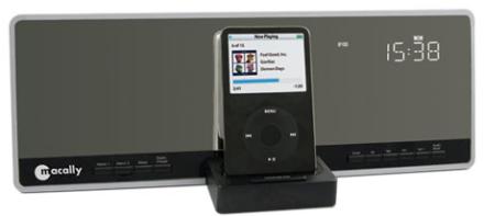 Macally TunePro, sistema de audio para el iPod