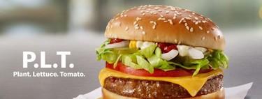 McDonald's se suma a la fiebre vegana y empieza a vender la hamburguesa de Beyond Meat para competir con Burger King