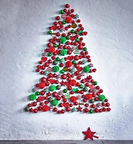 11 rboles para una navidad minimalista - Los mejores arboles de navidad decorados ...