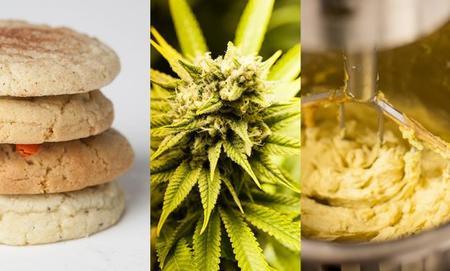 Galletas y bizcochos de marihuana: de leyenda urbana a tu supermercado