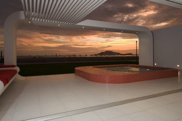 Foto de Casa de diseño en Perú, Palabritas Beach (9/10)