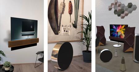 Bang & Olufsen lanza AR Experience, su aplicación de realidad aumentada para ver cómo quedarían sus equipos en tu casa