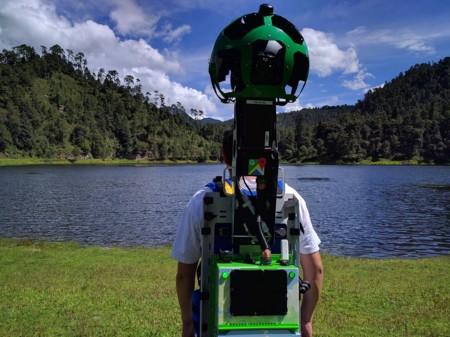 Google Street View Arenas Naturales Mexico 2