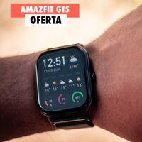 Amazfit GTS, el reloj deportivo con GPS y estética Apple Watch, más barato que en el Prime Day de Amazon: llévatelo por 90,83 euros