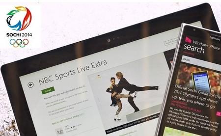 Sigue los Juegos Olímpicos de Invierno con estas aplicaciones para Windows 8 y Windows Phone