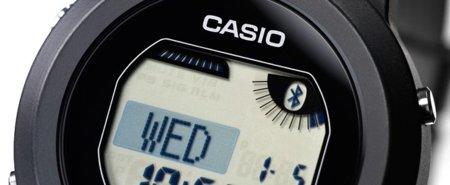Casio presenta un reloj con conectividad Bluetooth 4.0