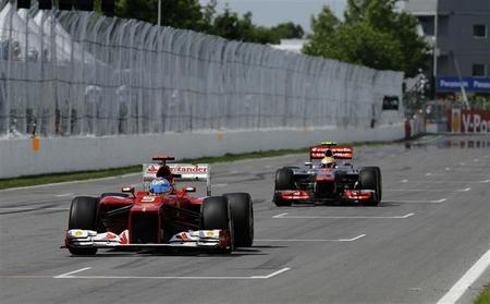 Ferrari seguirá estrenando piezas en las próximas carreras