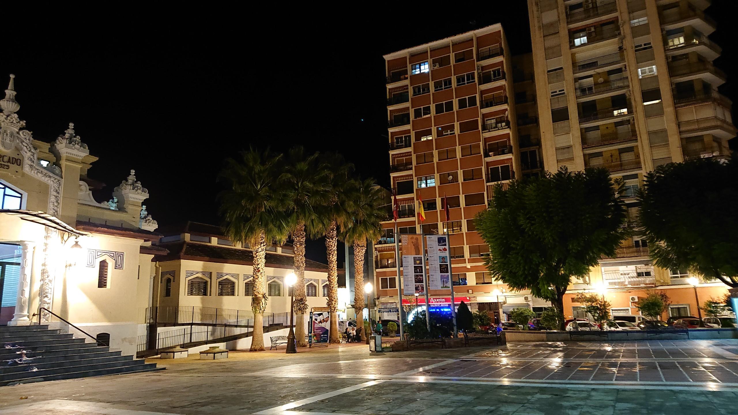 Foto de Sony Xperia XZ3 modo noche (7/10)