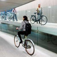El parqueadero para bicicletas más grande del planeta abre sus puertas en los Países Bajos