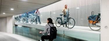 El aparcamiento para bicicletas más grande del planeta abre sus puertas en Utrecht: tendrá 12.500 plazas el año que viene