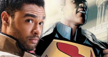 Regé-Jean Page pudo ser el abuelo de Superman antes de 'Los Bridgerton' pero DC vetó que el personaje fuera negro, según The Hollywood Reporter