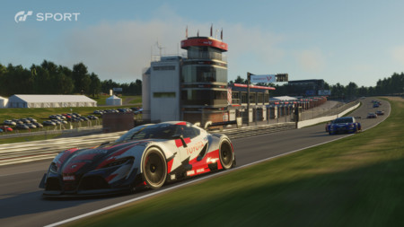 Gran Turismo Sport muestra su aspecto con casi 9 minutos de gameplay en 1080p a 60fps [E3 2016]