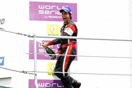 La cantera: Nuevo podio de Albert Costa en Hungaroring