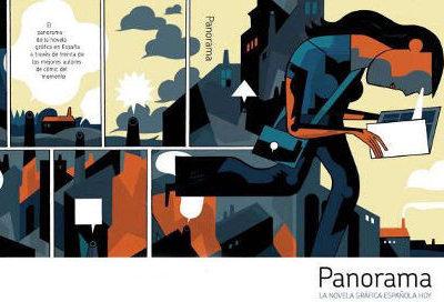'Panorama, antología de novela gráfica española' da el salto y se publicará en inglés