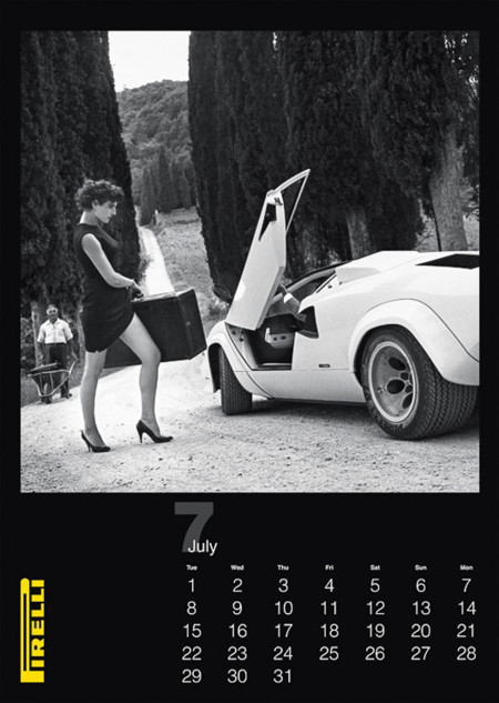 50 aniversario Pirelli 2014 Helmut Newton