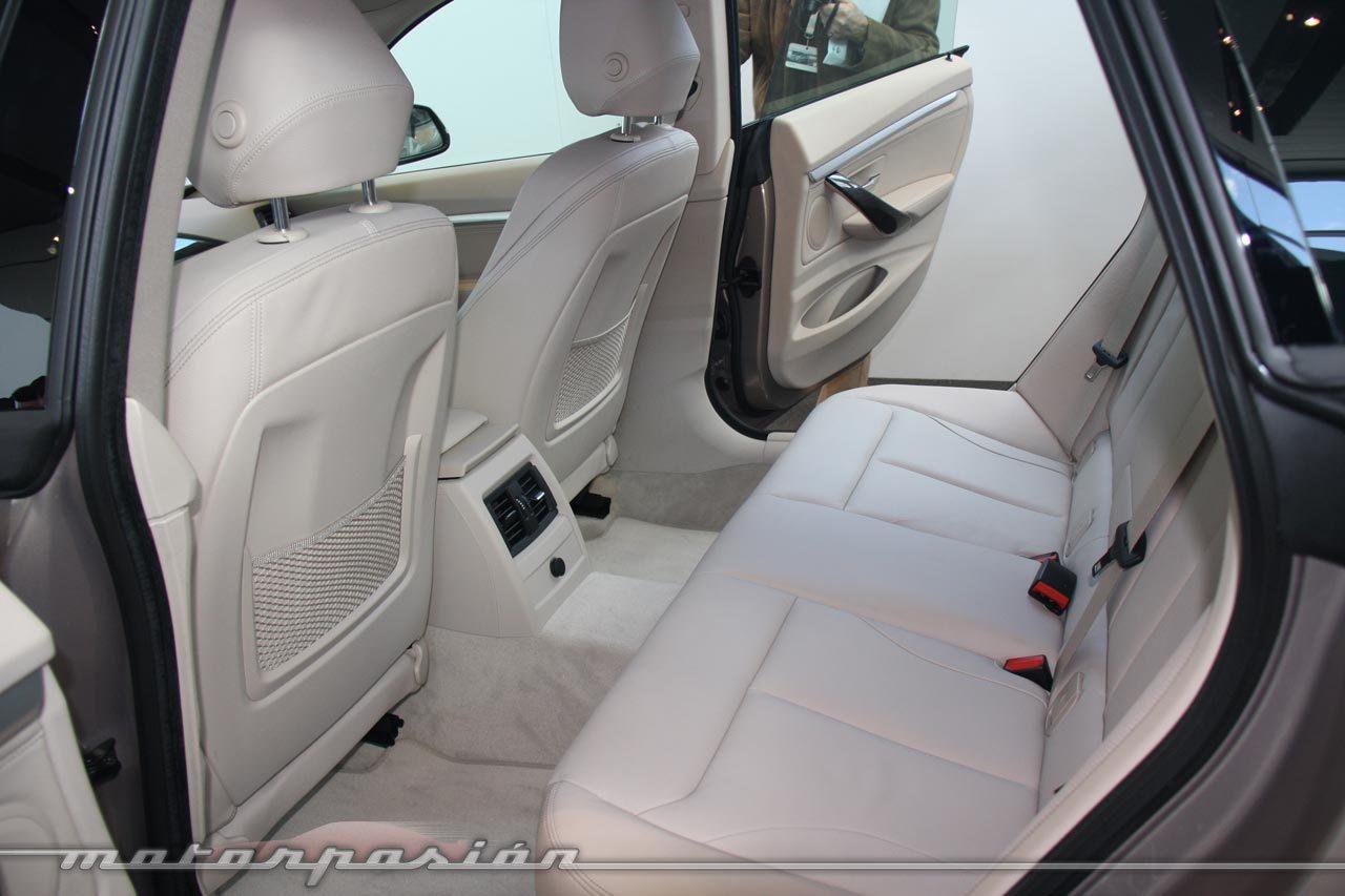 Foto de BMW Serie 3 GT (Presentación estática) (35/43)