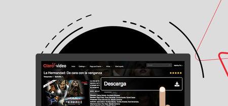 Claro Video también compite contra Netflix y anuncia descarga de contenido para México