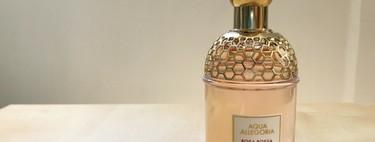 Probamos Aqua Allegoria Rosa Rossa de Guerlain, el perfume más romántico en la botella más preciosa