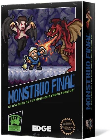 Ascenso De Los Mini Monstruos Finales