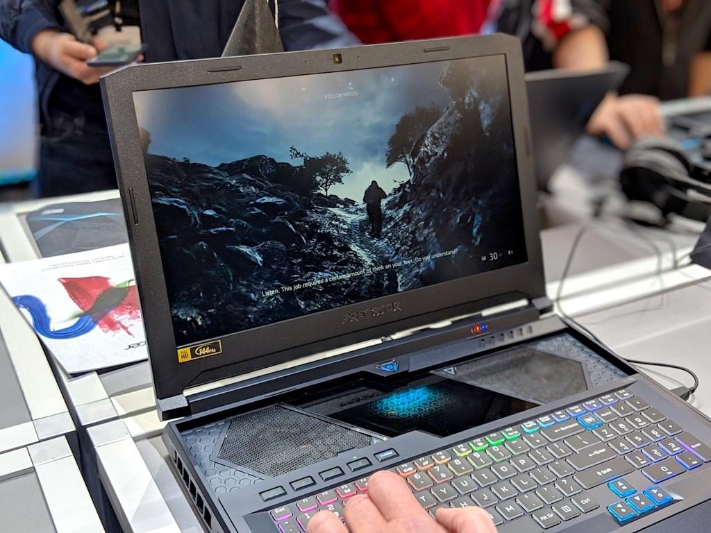 Acer Predator Helios 700, primeras impresiones: un bestial portátil