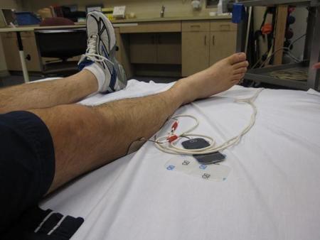 La electroestimulación en el deporte (III): recuperación de lesiones