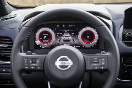 Nissan Qashqai 2021 Precio Interior 3