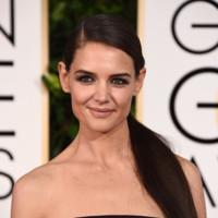 ¿Katie Holmes acierta de nuevo? En los Globos de Oro 2015 todo es posible