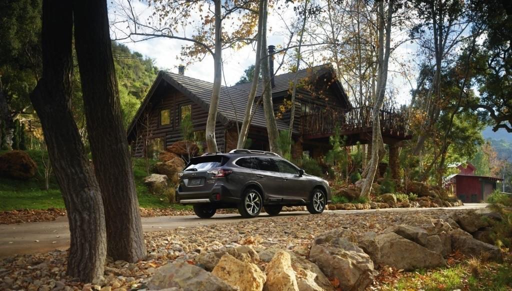 Subaru Outback se revela en el AutoShow de Nueva York
