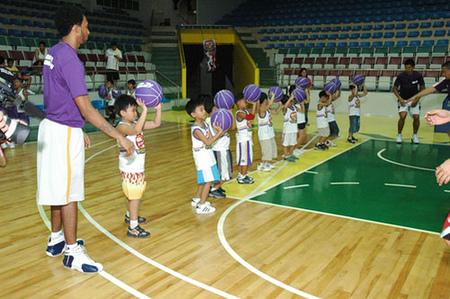 Actividades extraescolares, baloncesto
