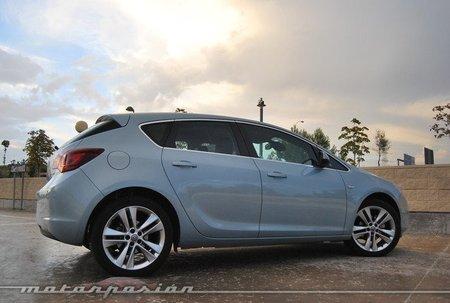 Opel Astra 1.4 Turbo, prueba (equipamiento, versiones y seguridad)