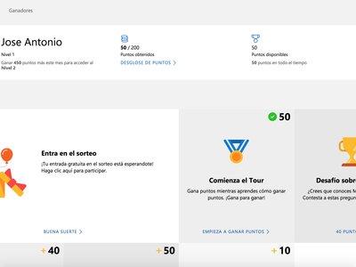 Microsoft prepara la llegada de su sistema de recompensas Rewards a otros países más allá de Estados Unidos